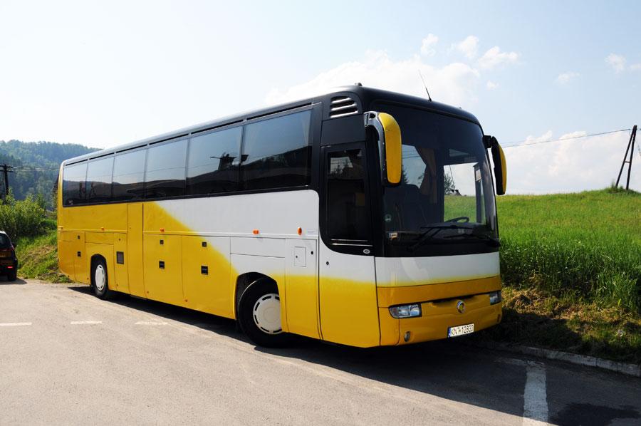 Wycieczki - wynajem autokarów i busów